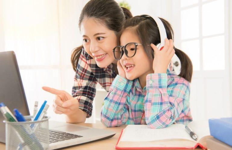 Để con ham thích tiếng Anh, bố mẹ nên làm gì?