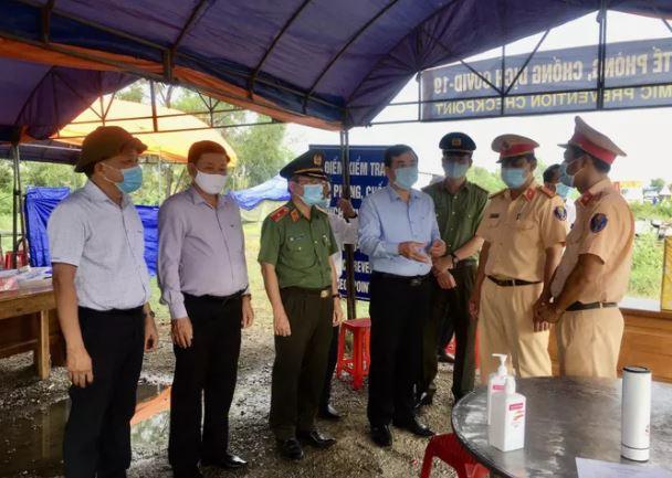 Quảng Nam: Công bố kết quả hơn 2.000 mẫu xét nghiệm Covid-19